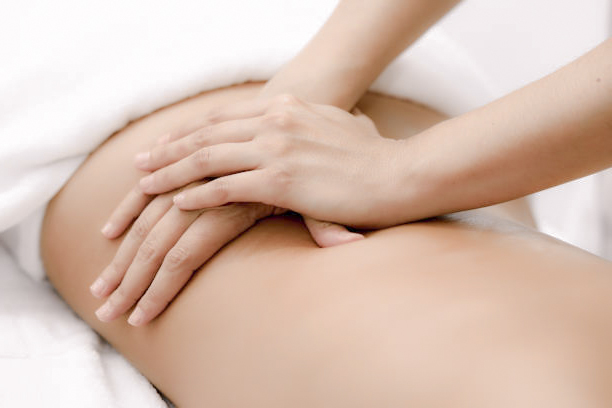 Body massage Tallinn